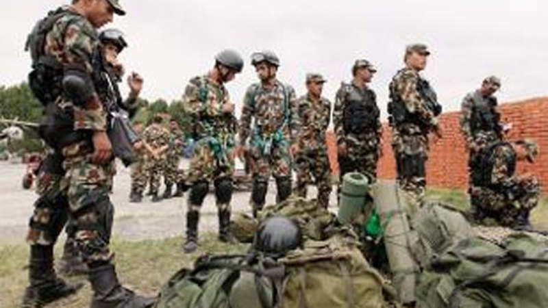 Nepal, China hold first-ever joint military exercises - The Economic