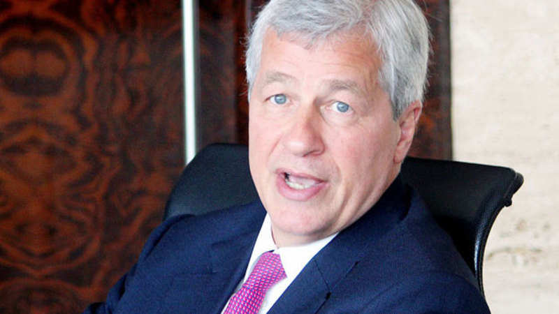 Big data can reduce pain points in lending: Jamie Dimon