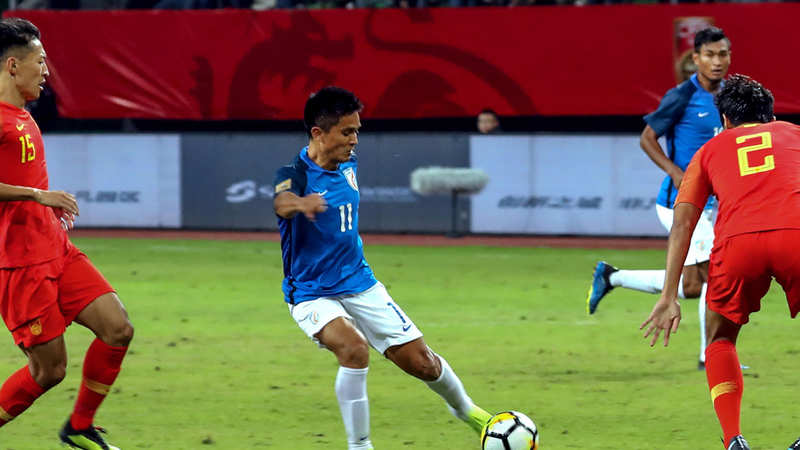 Gritty India secure remarkable 0-0 draw against China in historic