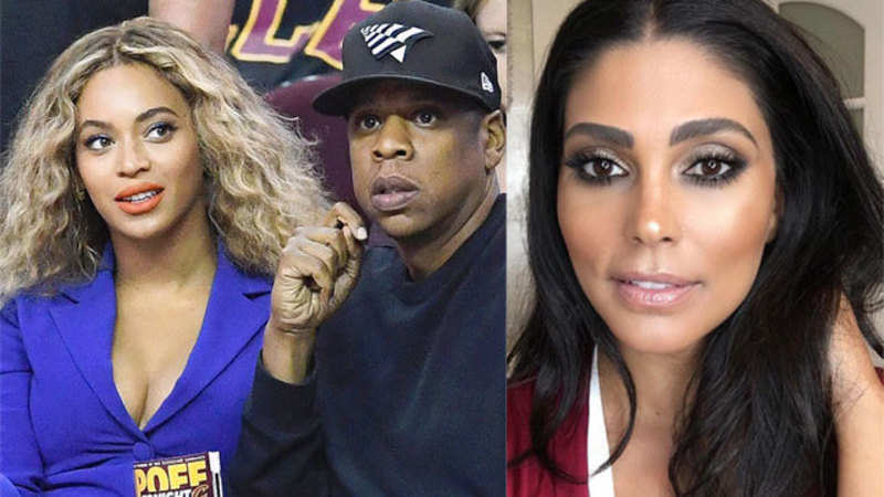 a60bf38c4 Rachel Roy, designer in Beyonce-Jay Z cheating scandal spotted in ...