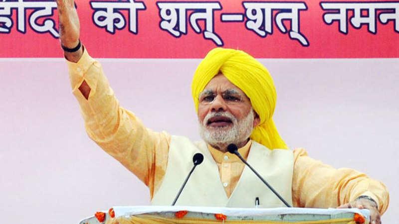 Land Bill: Farmer is my strength, says PM Narendra Modi