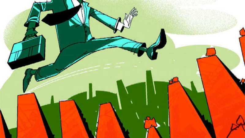 66% Indians seek work abroad: Study - The Economic Times