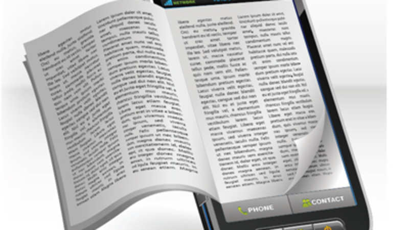 How to turn your smartphone into an e-book reader - The
