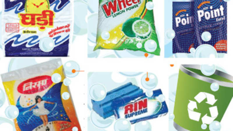 Unclean history of washing powder business - The Economic Times