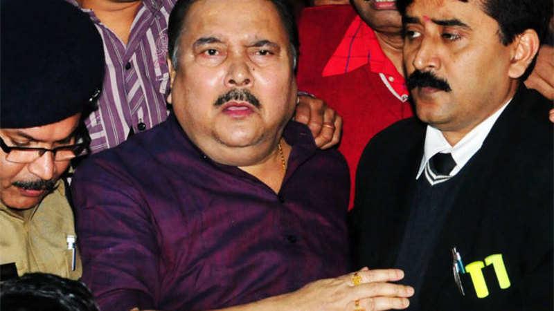 Saradha scam: West Bengal minister Madan Mitra taken to hospital