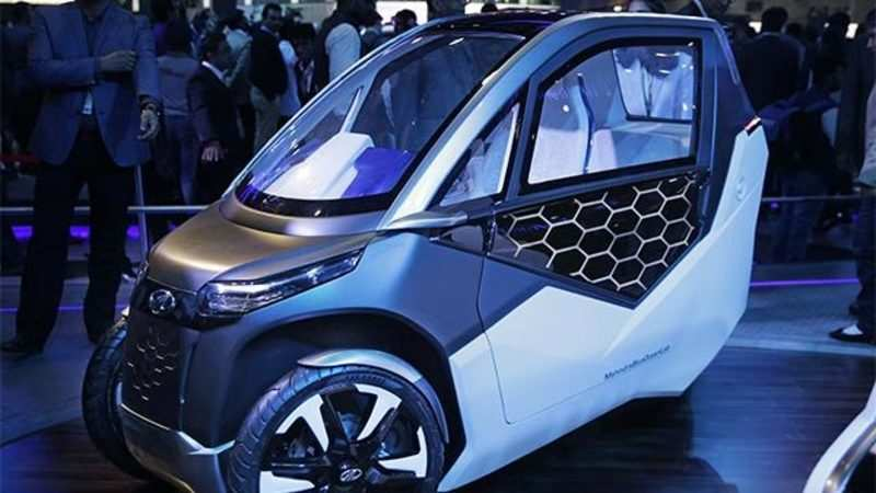 European Auto Expo >> Auto Expo 2018 Live Updates Uniti Unveils 5 Seater Stylish E Car