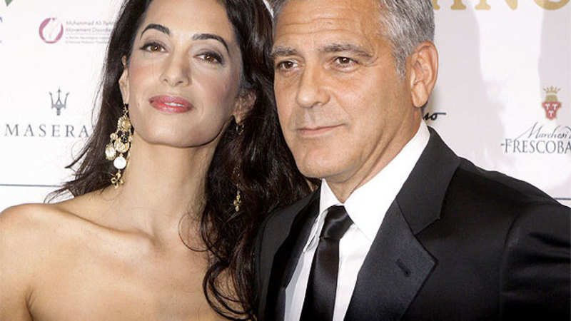 Amal Clooney to gift George Clooney a Porsche for his