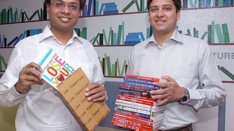 Flipkart brought online shopping to India, then Amazon showed up