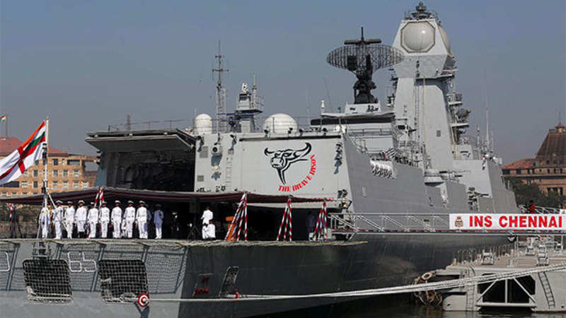 All About India S Home Made Destroyer Ins Chennai The