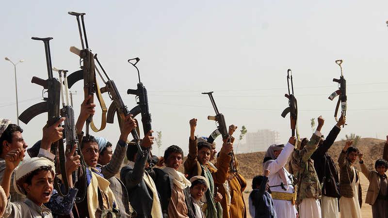 us saudi arabia: Saudi Arabia transferred American-made weapons to
