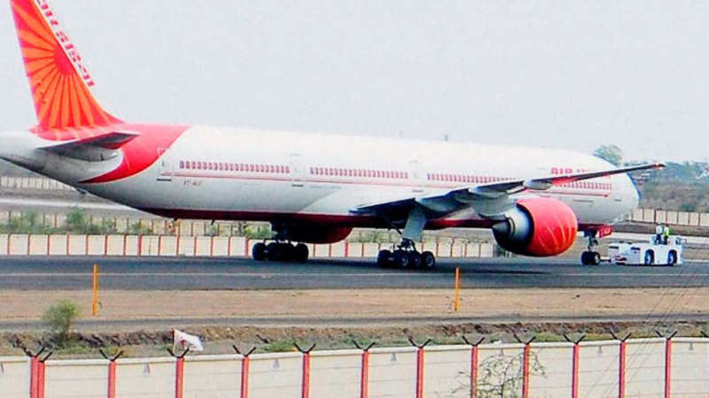 Air India's Dreamliner woes continue - The Economic Times