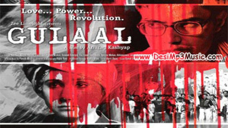 Gulaal: Movie Review - The Economic Times