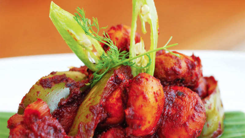 Sneak peek into the sweet, sour and spicy famous Goan