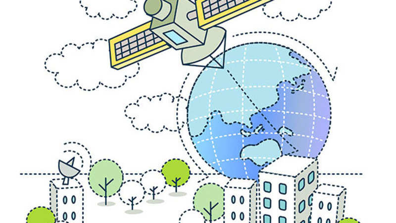 How this startup is using satellites to give more accurate
