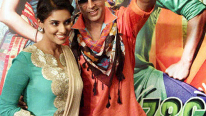 Khiladi 786: Movie review - The Economic Times