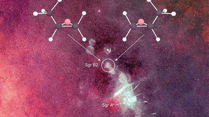 First complex organic molecule discovered in space - The Economic Times