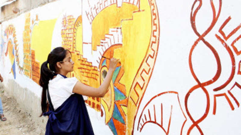 Swachh Bharat Abhiyan International Artists To Propagate