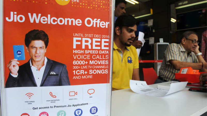 Poke Me: Jio happily ever after? (Reader's React) - The