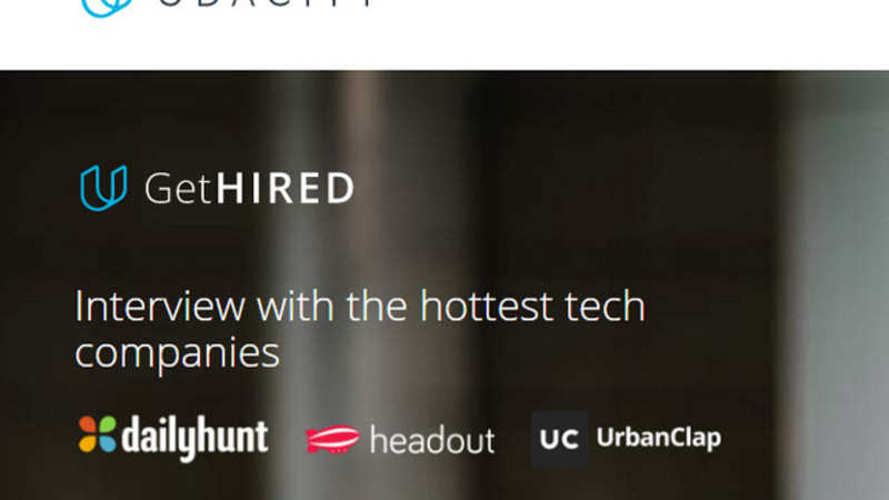 Udacity partners with tech startups to help Nanodegree