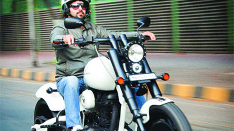 How Akshai Varde has made Vardenchi Motorcycles a Rs 1 crore