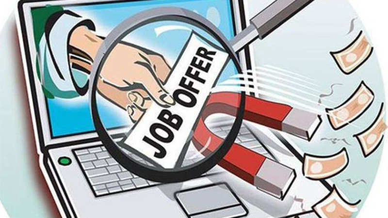 Recruitments: Recruitment team in India not using mobile