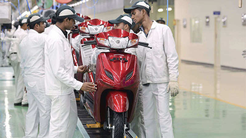 Honda Activa tops industry volume chart for 5th time in January