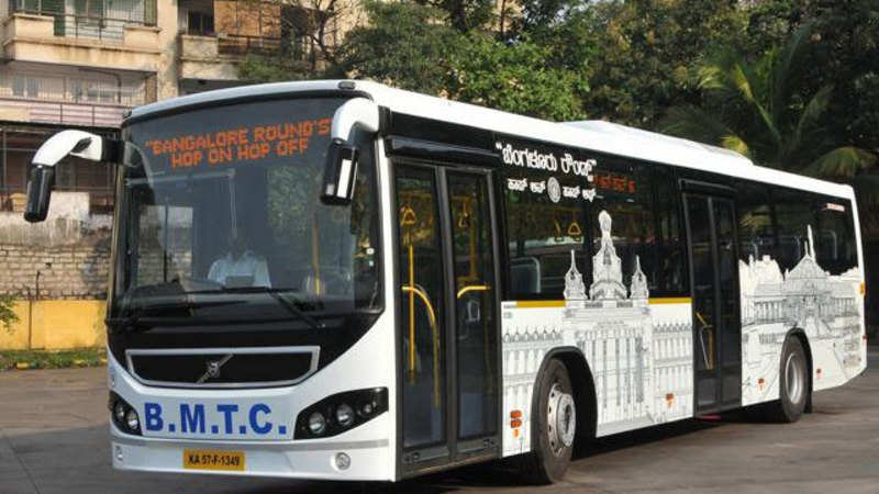 bmtc: BMTC buses to have panic buttons & tracking systems - The