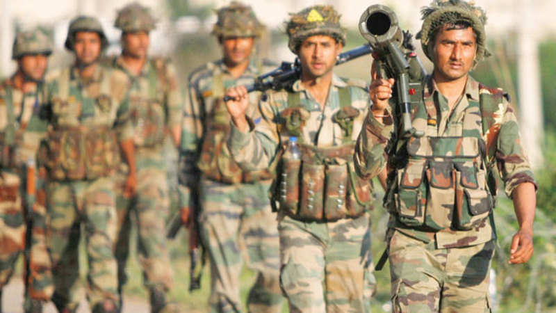 Army conducts military training exercise 'Brahmashira' in Rajasthan