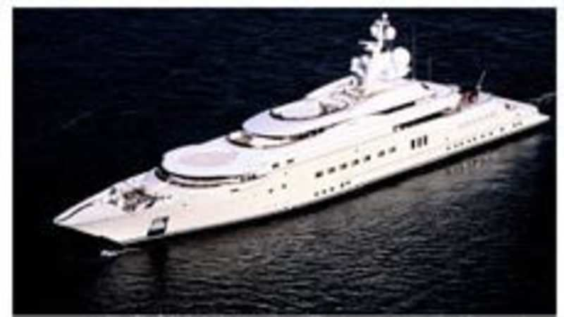 The World S Biggest And Most Expensive Yacht The Economic Times