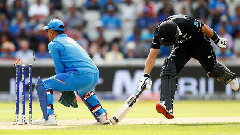India needs 240 runs to win ICC world cup semi final against