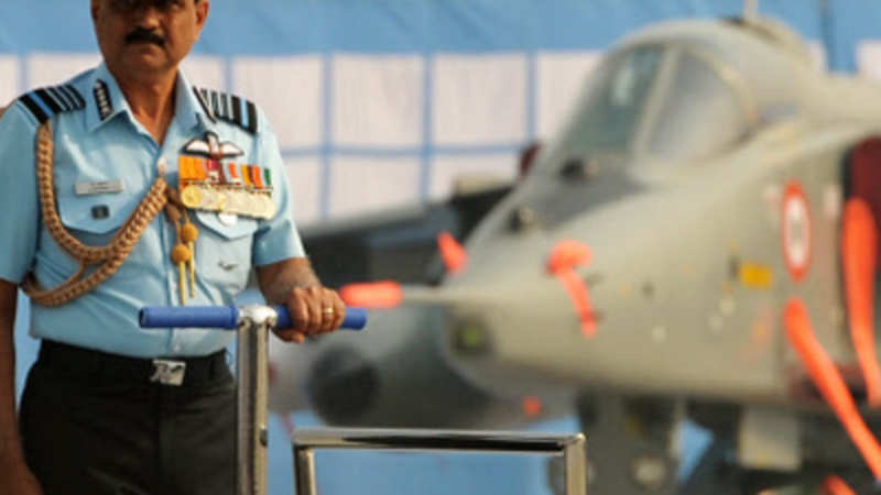 Ex-IAF chief Browne to be India's envoy in Norway - The Economic Times