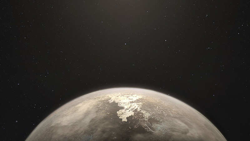 Earth-sized planet that could host alien life found - The