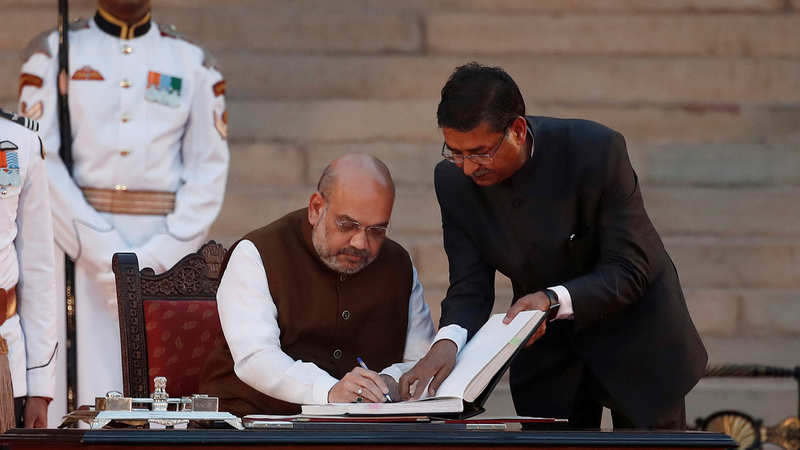 View: Amit Shah's likely entry into finance ministry to mark a big power shift