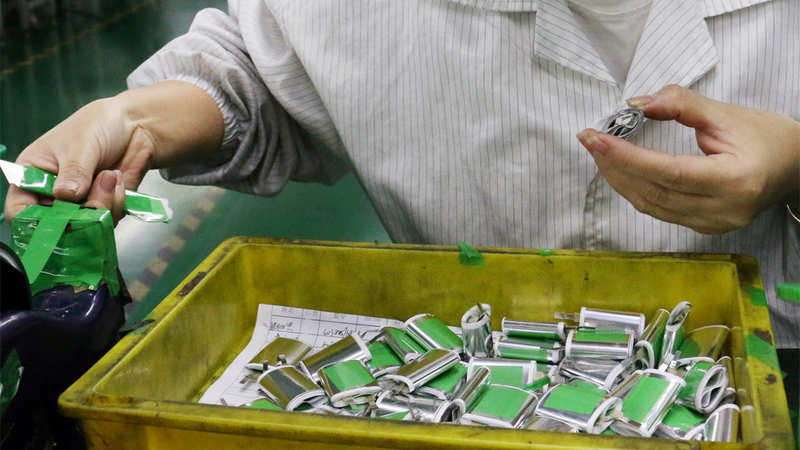 From phones to Tesla cars, lithium-ion batteries come of age