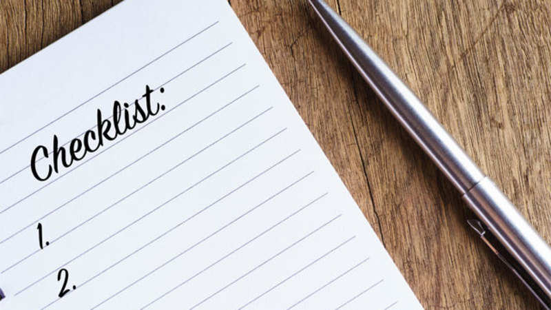 Personal finance checklist for those crossing 40 - The