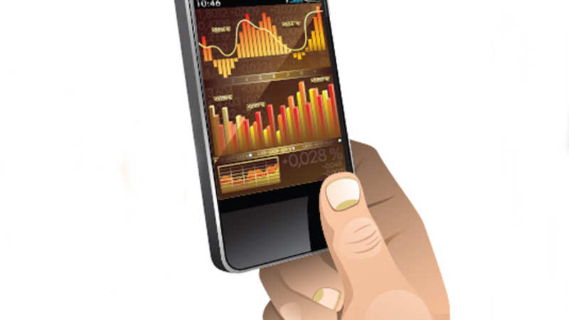 Should you start trading via your smartphone? Find out - The
