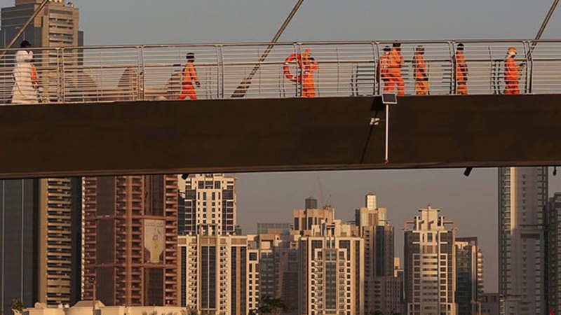 UAE: Dubai's good times on hold as construction companies