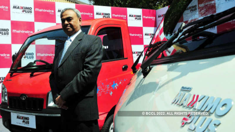 Mahindra Launches New Maxximo Model Price Starts At Rs 3 49 Lakh