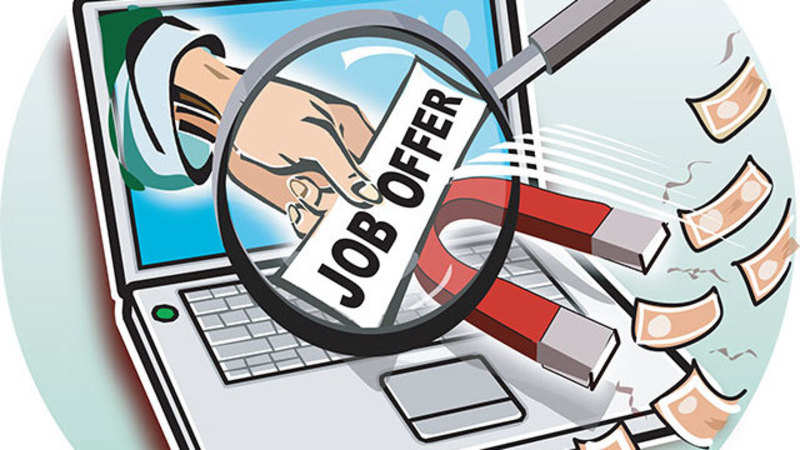Online Job Search >> Online Job Market To Double By 2020 Survey The Economic Times