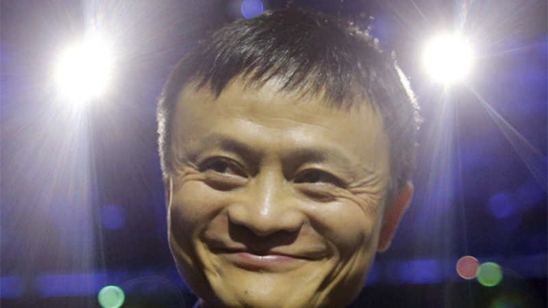 Alibaba and Tencent Holdings: Asia's richest man Jack Ma