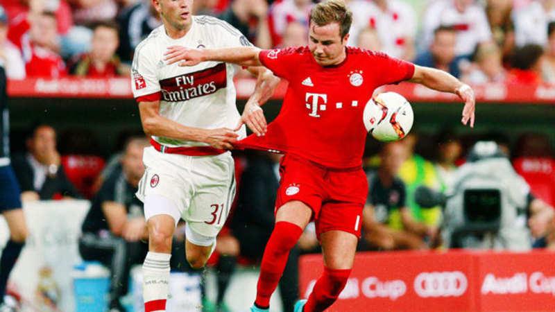 quality design 8c0c7 11e03 A German hero but Mario Gotze finds no fans in Dortmund ...