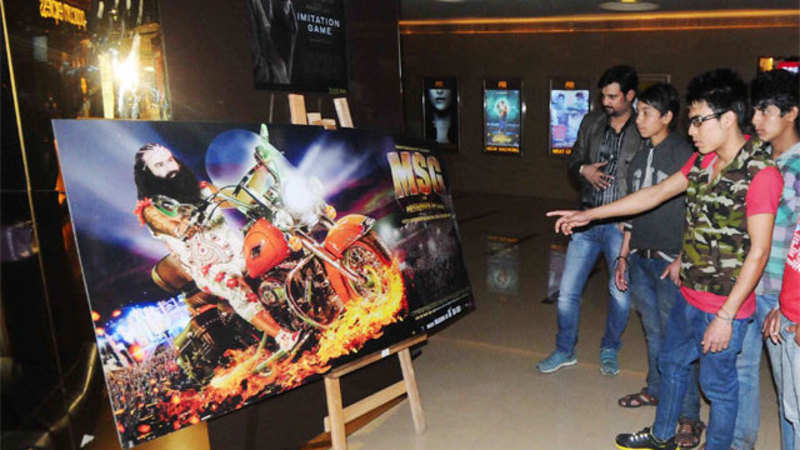 MSG The Messenger' releases in capital, 3 halls cancel show - The