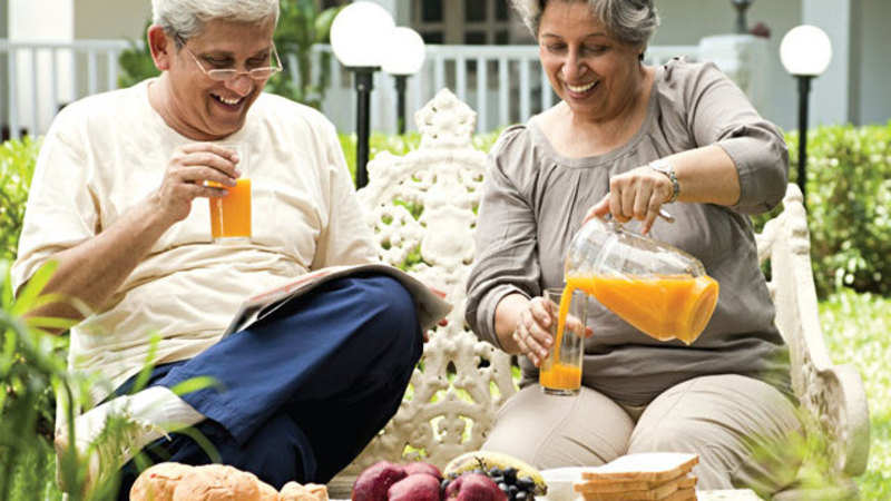 senior citizens: Things to consider while choosing a retirement home
