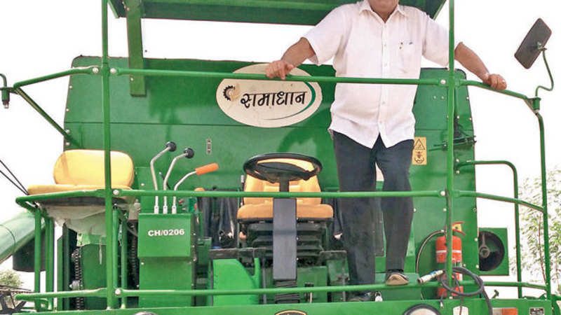How startup EM3 Agri Services is tackling farmer's distress