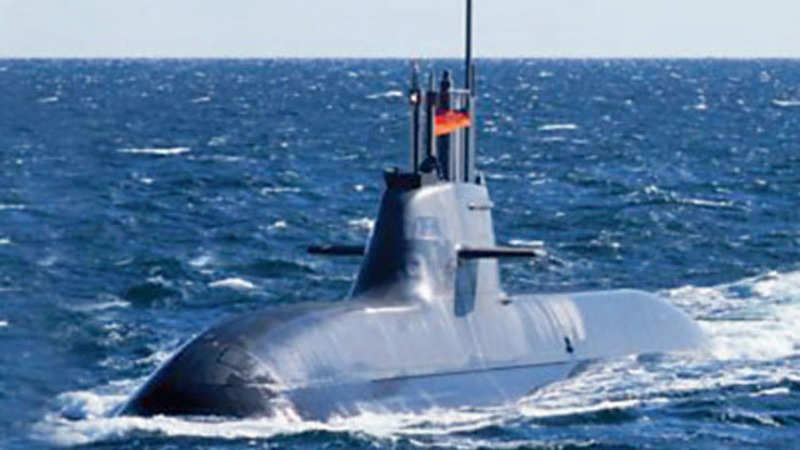 Germany offers India deal for next generation submarines - The