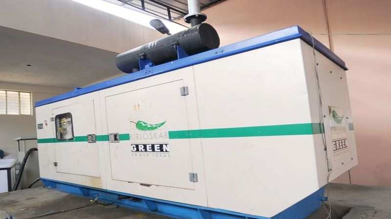 How does the generator industry in India function? - The