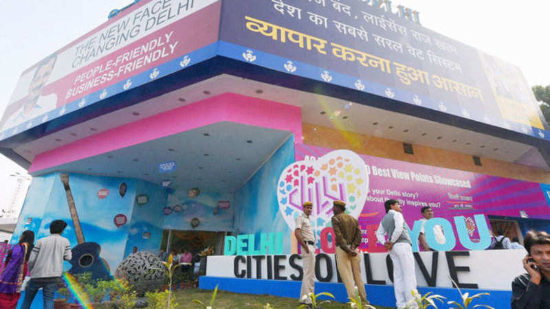 India International Trade Fair opens