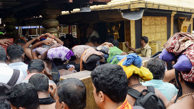 Sabarimala doors shut, SC order makes no difference to