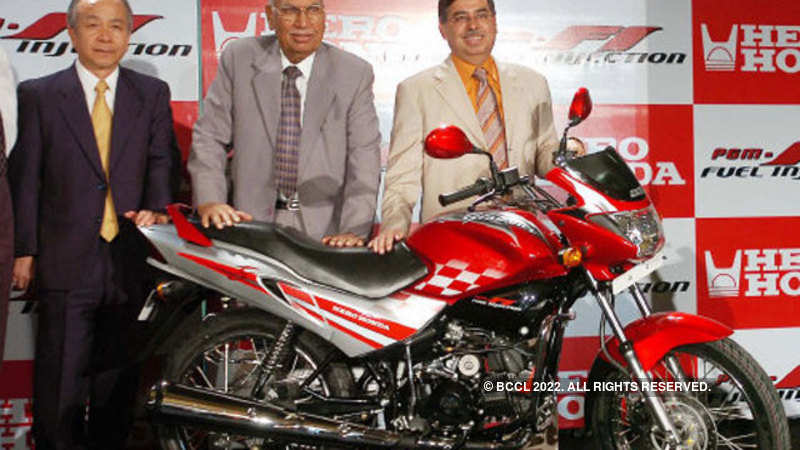 motorcycle: Hero MotoCorp starts work on new plant in Andhra