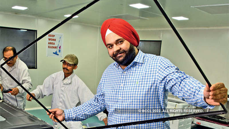 LED TV: How an Indian company is hunting for its Kodak moment with
